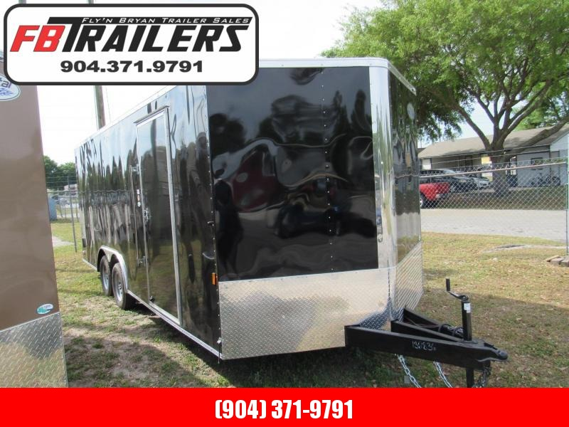 2021 Continental Cargo 20ft Enclosed Cargo Trailer