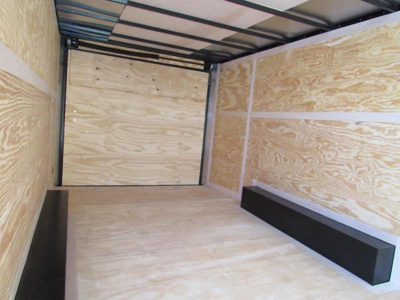 2021 Continental Cargo 20ft Enclosed Cargo Trailer