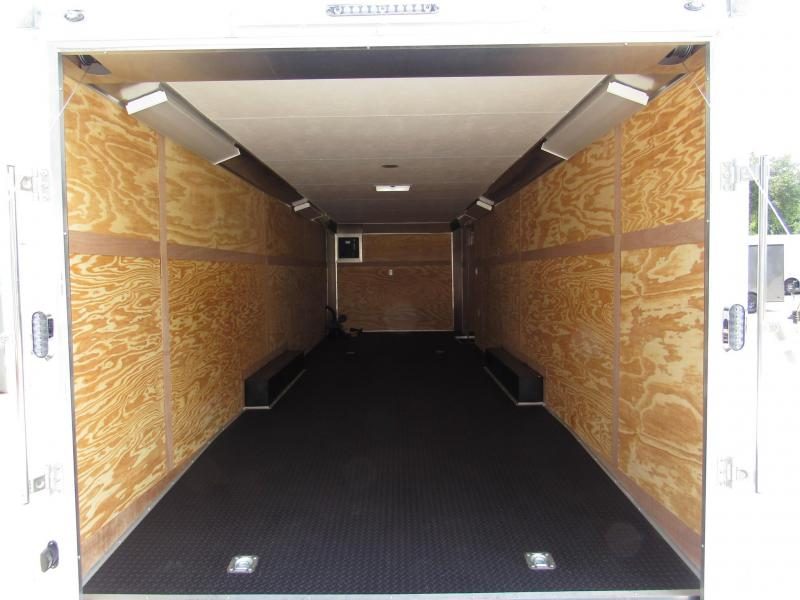 2021 Continental Cargo 28ft Car / Racing Trailer