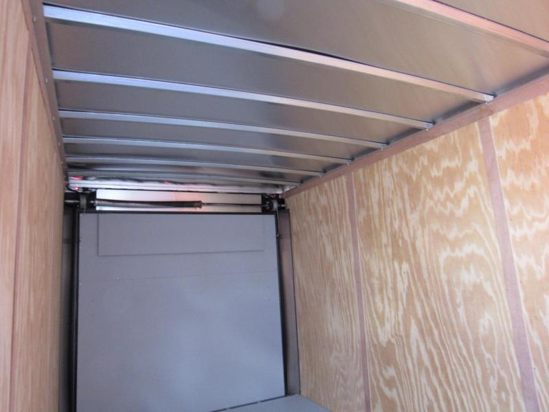 2022 Continental Cargo 7X16 Rockport Series Enclosed Cargo Trailer