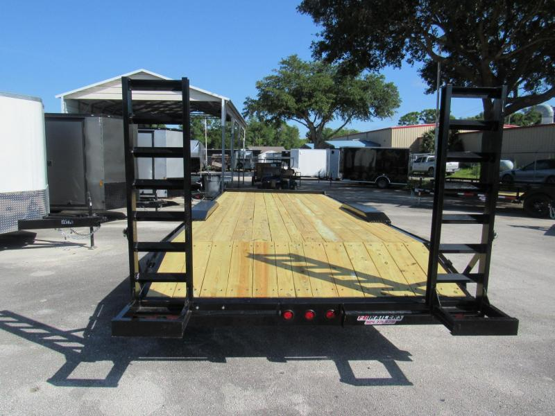 2020 Anderson Manufacturing EQ8226T Equipment Trailer