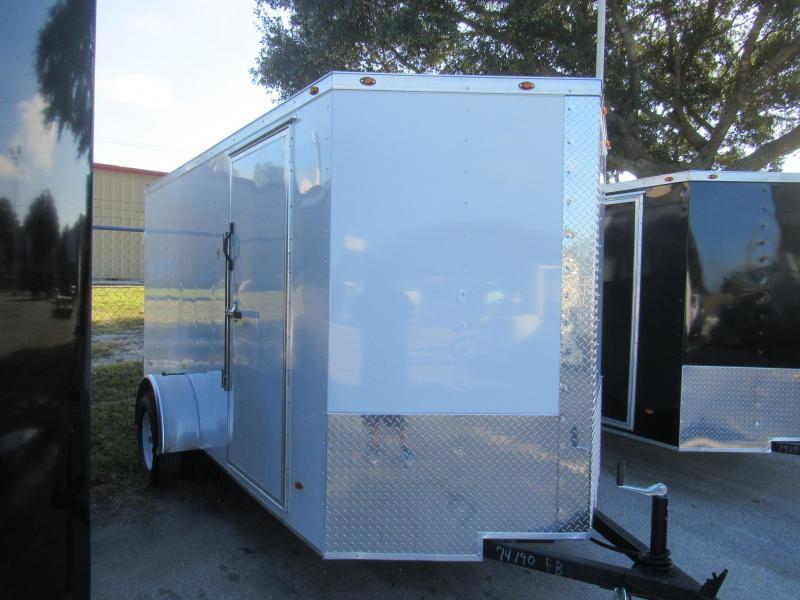 2022 Freedom Trailers 6X12 Enclosed Cargo Trailer