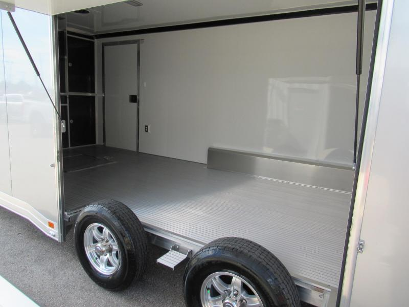 2021 ATC 24ft Quest 405 Car / Racing Trailer