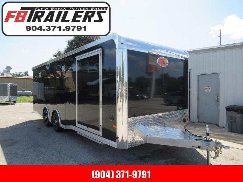 2022 Sundowner Trailers 24ft All Aluminum Car / Racing Trailer