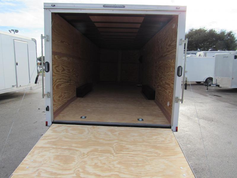 2021 Continental Cargo 24ft V-Nose Car / Racing Trailer