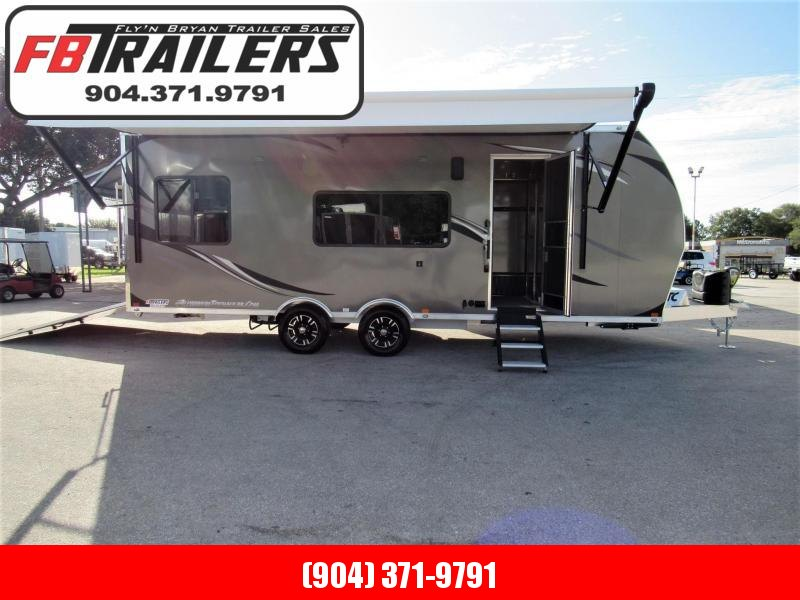 2020 ATC 24ft All Aluminum Toy Hauler Toy Hauler RV