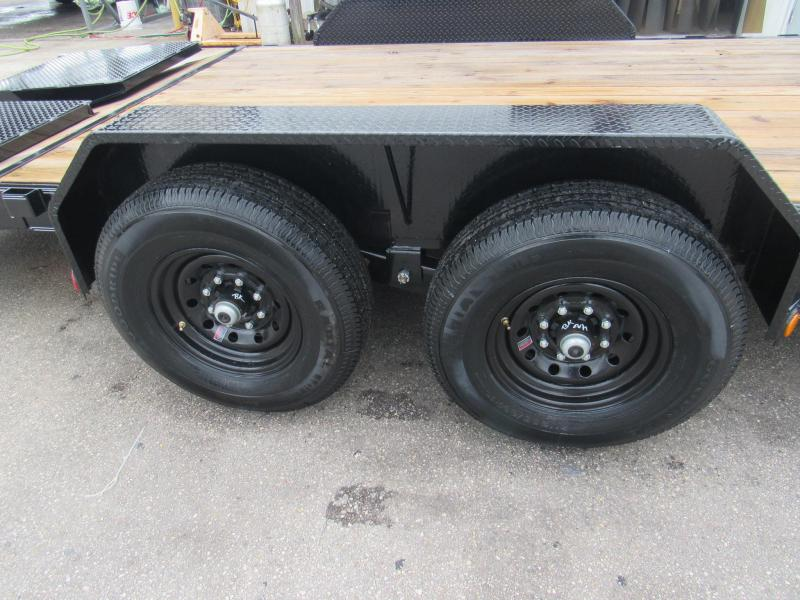 2020 PJ Trailers 20ft CC Equipment Trailer