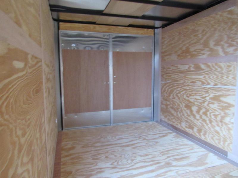 2022 Continental Cargo 7X14 Double Door Enclosed Cargo Trailer