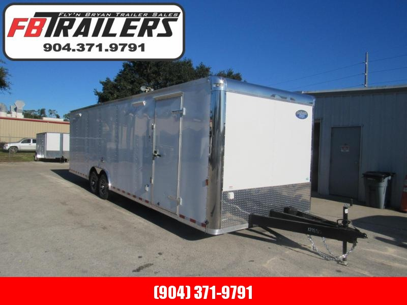 2021 Continental Cargo 28ft Enclosed Car / Racing Trailer