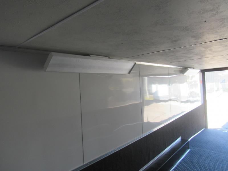 2021 Continental Cargo 28ft Enclosed Car / Racing Trailer
