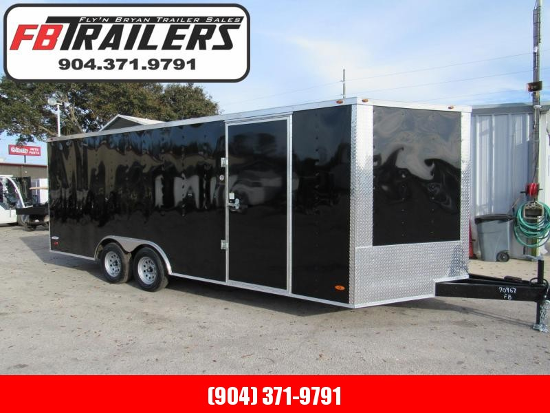 2021 Freedom Trailers 20ft Enclosed Cargo Trailer