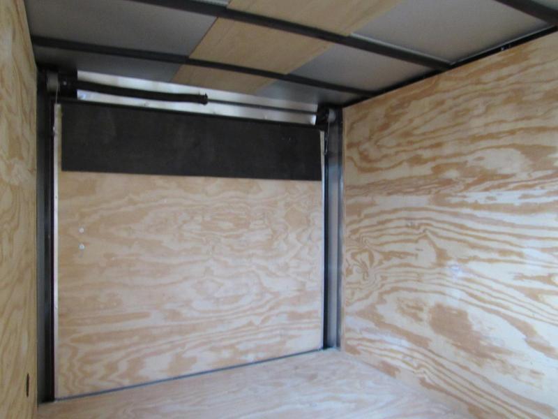 2022 Anvil 6X12 Enclosed Cargo Trailer
