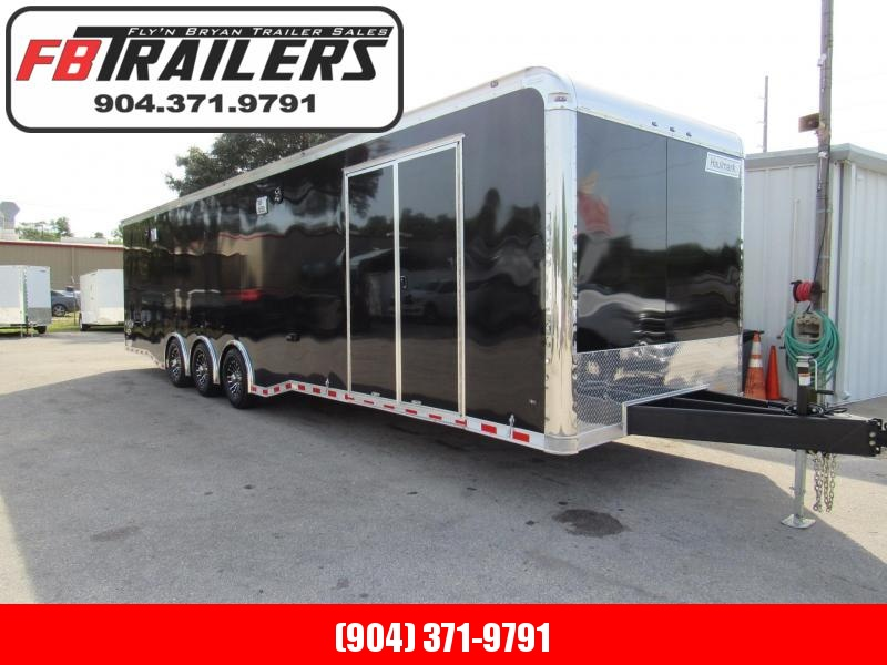 "2021 Haulmark 34"" Car / Racing Trailer"