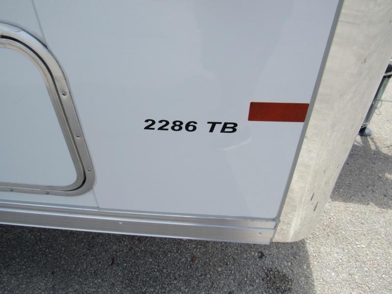 2022 Sundowner Trailers Trail Blazer 22Ft Aluminum Frame Toy Hauler RV