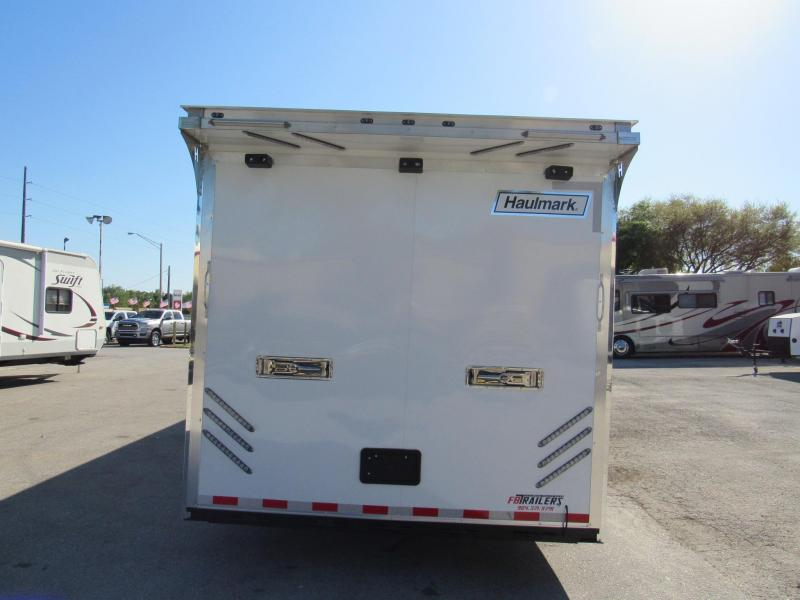 2021 Haulmark 34ft Edge Car / Racing Trailer