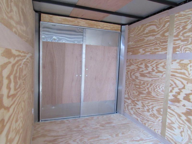 2022 Continental Cargo 612SA Double Door Enclosed Cargo Trailer