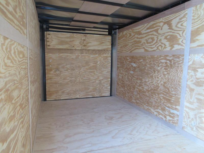 2021 Continental Cargo 7X16 Enclosed Cargo Trailer
