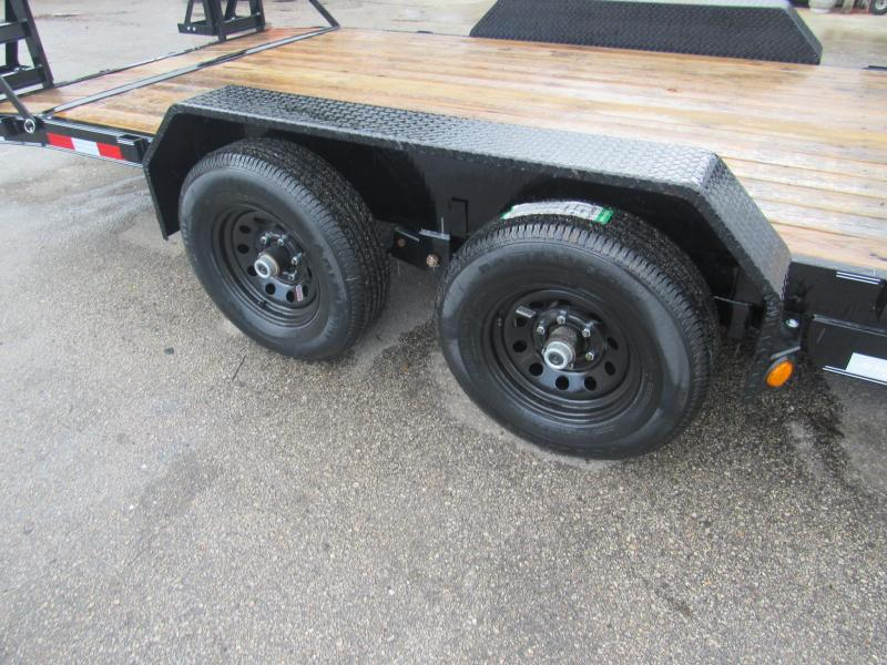 2020 PJ Trailers 20ft Medium Duty Equipment Trailer