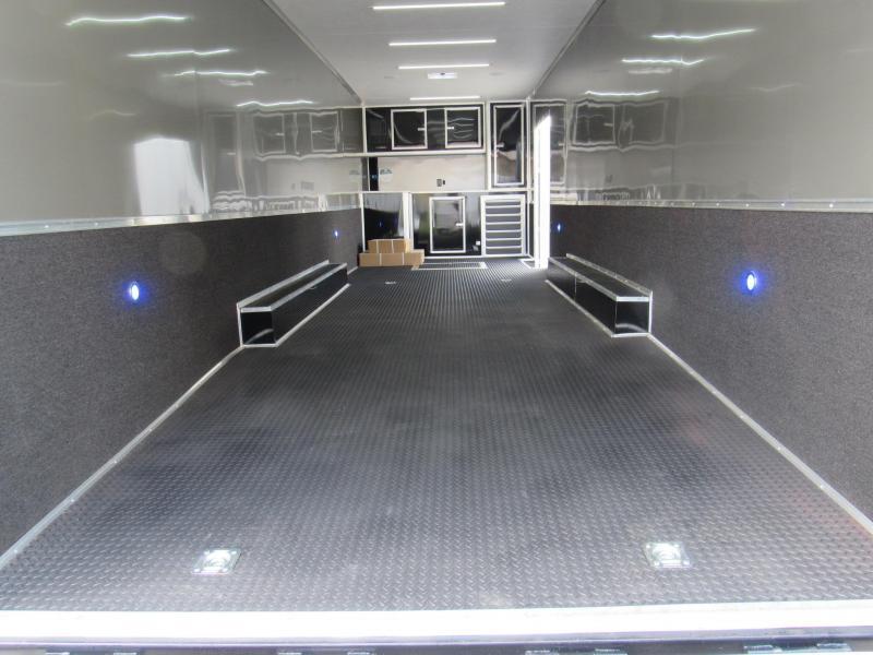 2022 Cargo Mate 32' Eliminator Series Car / Racing Trailer