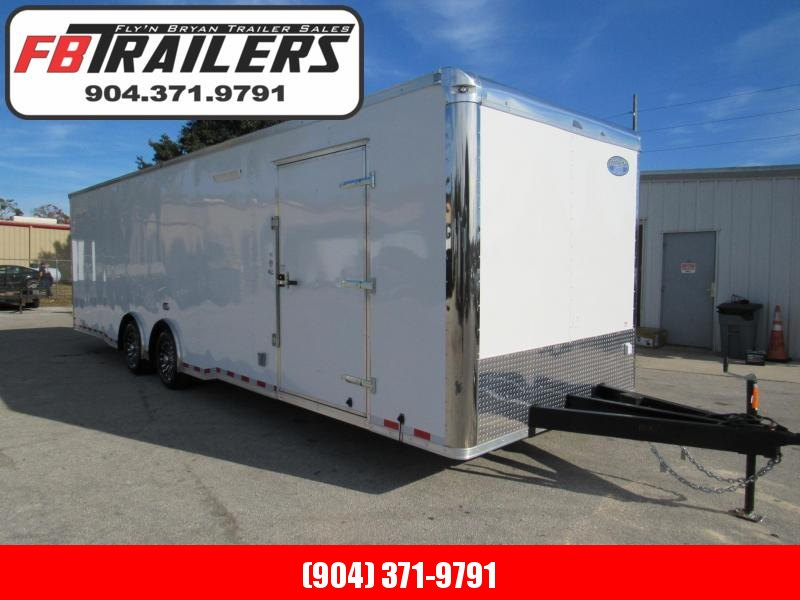 2021 Continental Cargo 30ft Car / Racing Trailer