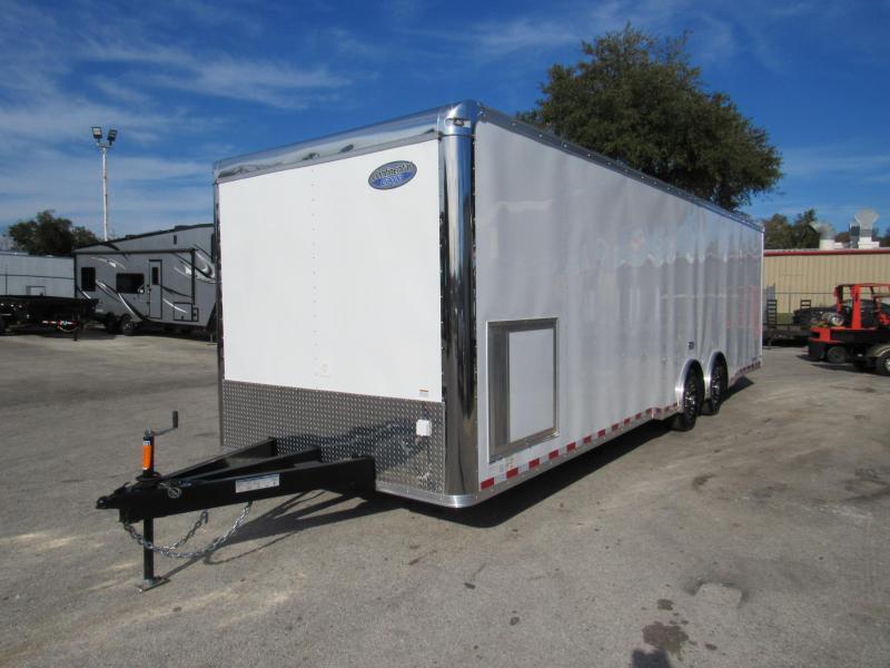 2021 Continental Cargo 30ft Car / Racing Trailer