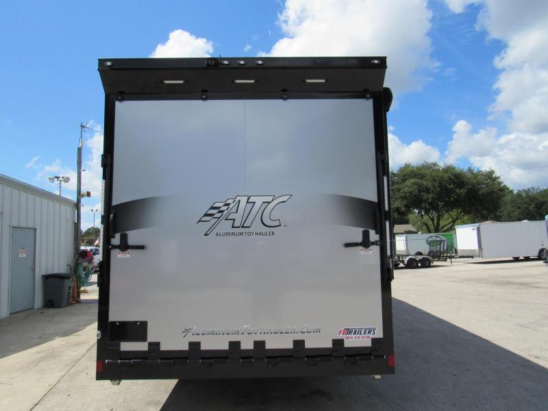 2020 ATC 36Ft All Aluminum Fifth Wheel Toy Hauler RV