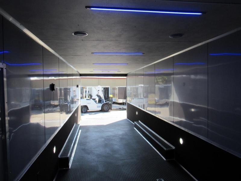 2022 Cargo Mate 34ft Eliminator Series Car / Racing Trailer