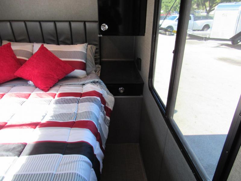 2020 ATC  28ft Front Bedroom Toy Hauler