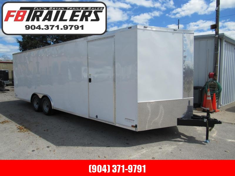 2021 Anvil 24ft Enclosed Cargo Trailer