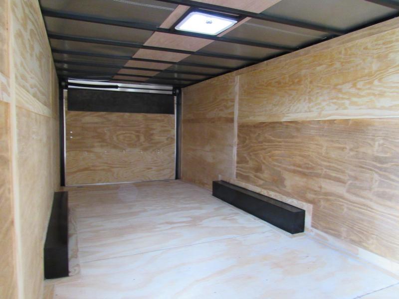 2021 Anvil 24ft Enclosed Cargo Trailer