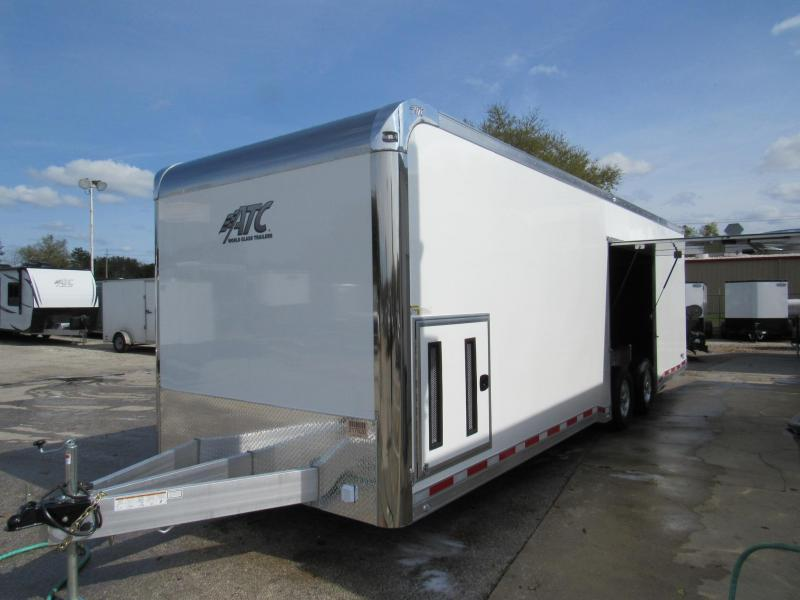 2020 ATC 8.5 x 28' CH305 Race Trailer
