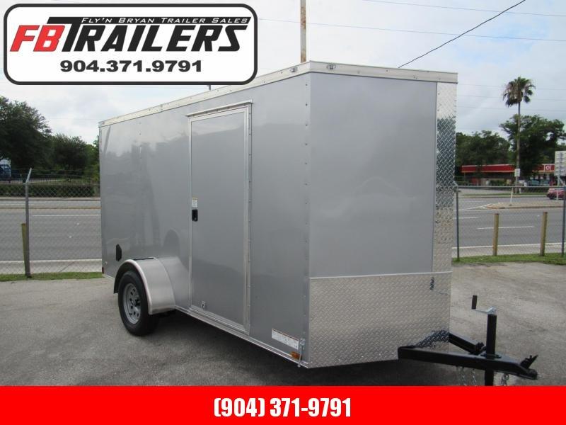 2021 Anvil 6X12 Enclosed Cargo Trailer