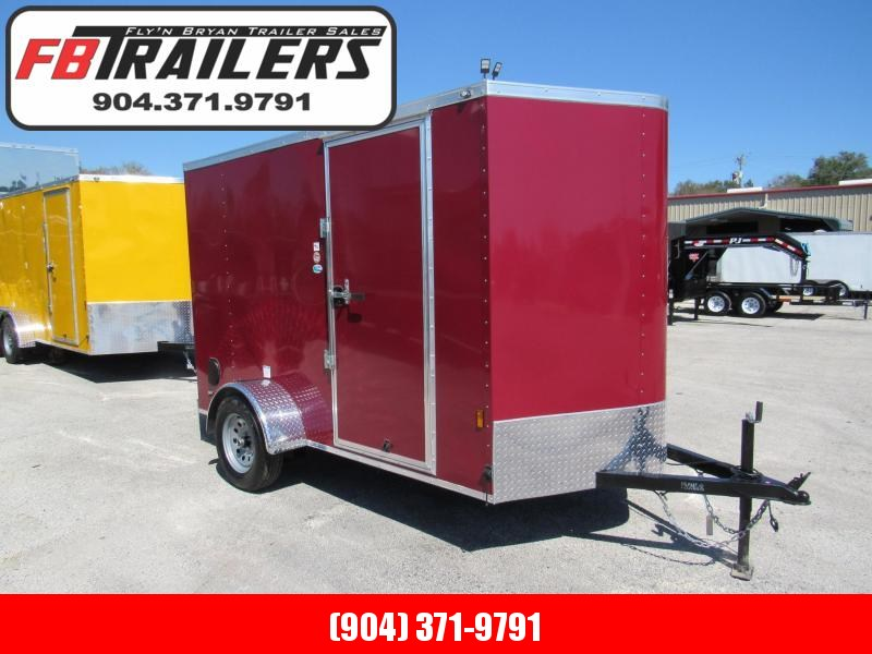 2022 Continental Cargo 6X10 Enclosed Cargo Trailer