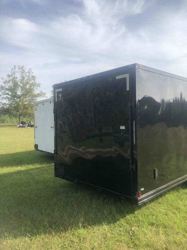 2021 Anvil 8.5x24 Enclosed Car Hauler Enclosed Cargo Trailer