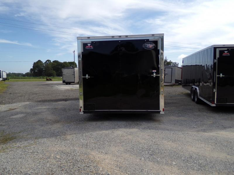 2019 Anvil 8.5 x 24 Tandem Axle Enclosed Cargo Trailer