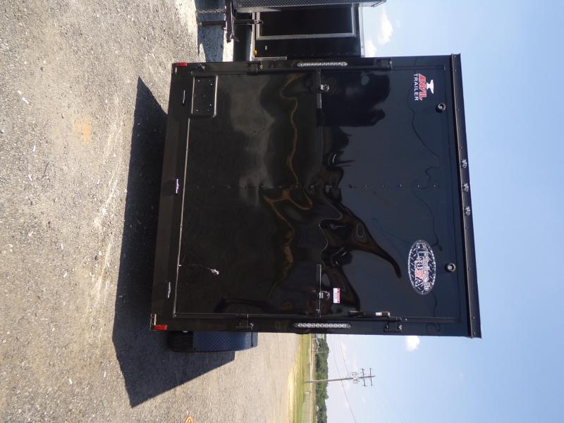 2020 Anvil 7x16 Enclosed Cargo Trailer
