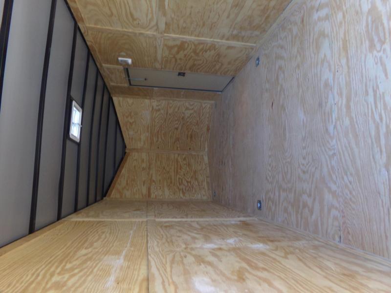 2020 Anvil 7x16 Enclosed Cargo Trailer