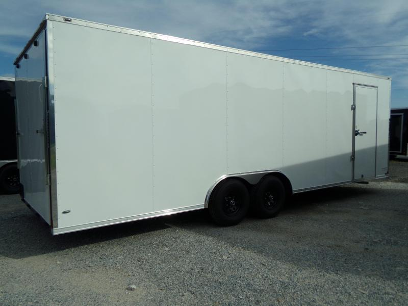 New 8.5x20 Tandem Axle Anvil Enclosed Cargo Trailer