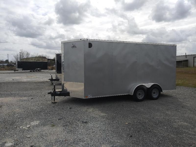 2020 Anvil 7x16TA Enclosed Cargo Trailer