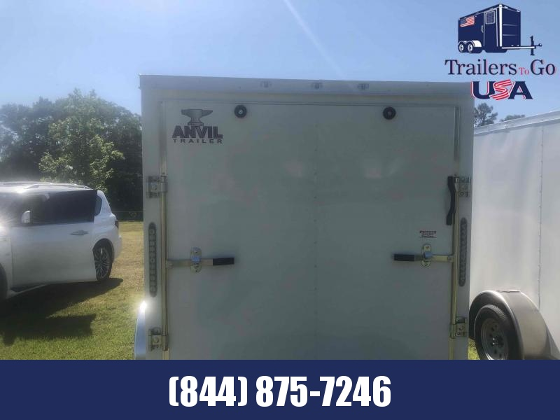 2021 Anvil 6x12SA Anvil Trailer Enclosed Cargo Trailer