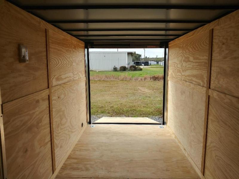 2020 Anvil 7x16TA Enclosed Cargo Trailer