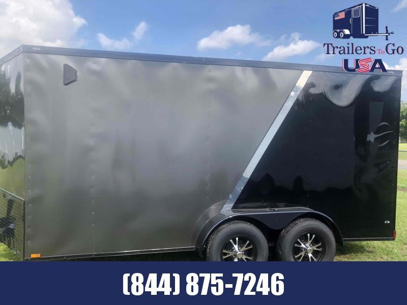2021 Anvil 7x14TA Two Tone Trailer Enclosed Cargo Trailer