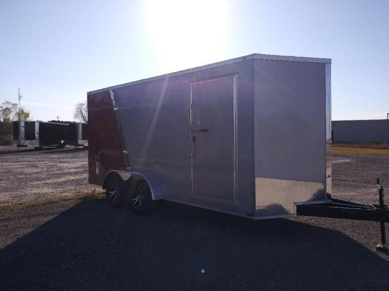 2020 Spartan Cargo 7x16TA Enclosed Cargo Trailer