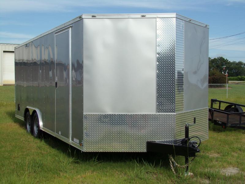 2020 Anvil 8.5 x 20 Enclosed Cargo Trailer