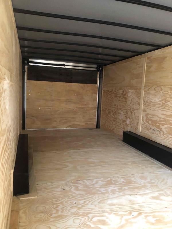 2021 Anvil 8.5x24 Tandem Axle Anvil Trailer Enclosed Cargo Trailer