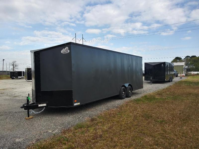 2020 Covered Wagon Trailers 8.5x24TA Enclosed Cargo Trailer