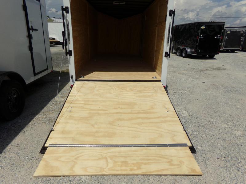 2020 Spartan 7x16 Enclosed Cargo Trailer