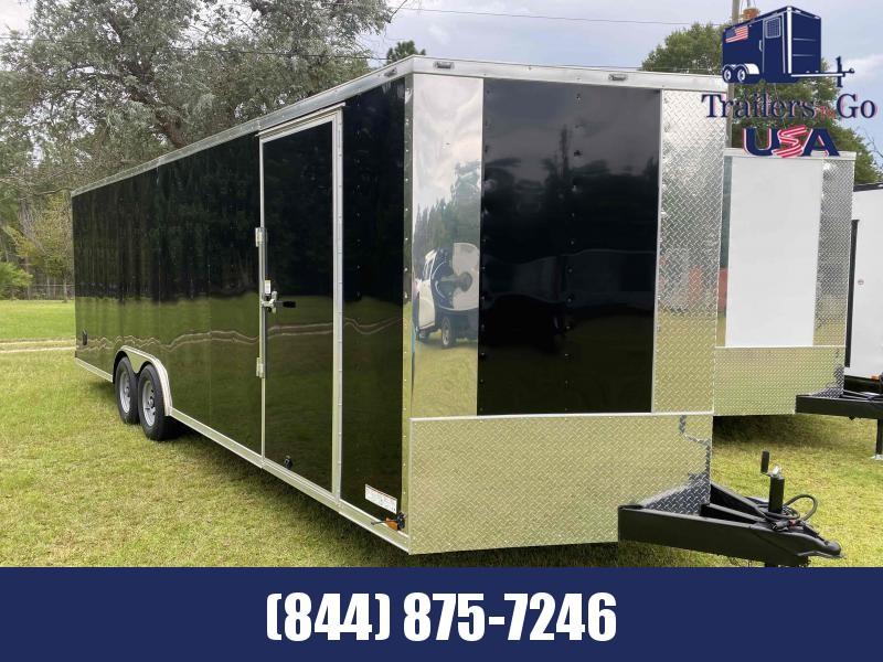 2021 Anvil 8.5x24TA Enclosed Cargo Trailer