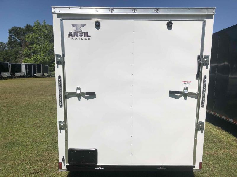 2021 Anvil 6x12SA Anvil Trailer Enclosed Cargo Trailer
