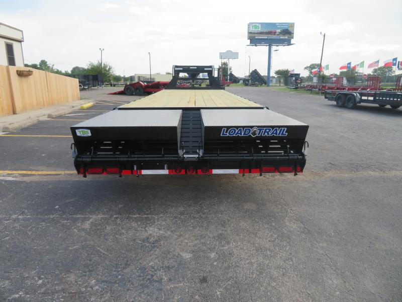 2021 Load Trail 102X25 Gooseneck Equipment Trailer